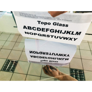 Switchable Magic Mirror Glass Sheets for Beauty Mirror