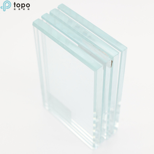 19mm High Transparency Super Clear White Float Glass