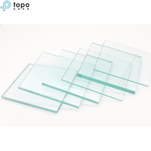 1.8mm-25mm Clear Float Plain Glass for Home Decoration