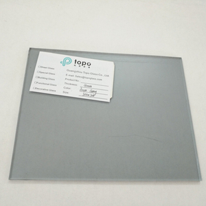 4mm 5mm 6mm 8mm 10mm 12mm Euro Gray Float Sheet Glass