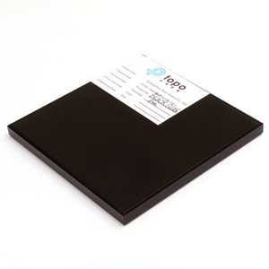 4mm, 5mm, 6mm, 8mm, 10mm Colored Black Glass For Building