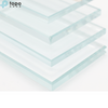 19mm Low Iron Float Glass Sheets for Curtain Walls