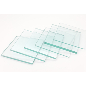 1.5mm 1.8mm 1.9mm 2.0mm Transparent Clear Float Glass Sheets