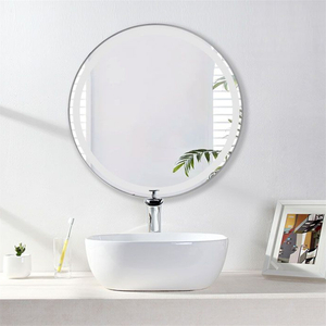3mm,4mm,5mm Decorative Bathroom Lighted Mirror